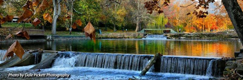 Pendleton Falls Park